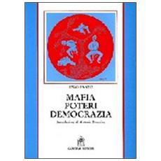 Mafia poteri democrazia