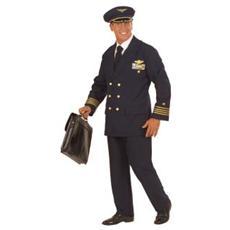 PILOTA (giacca, pantaloni, cappello) -XL