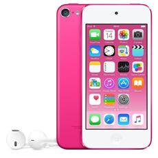 """iPod Touch 64GB Display Retina 4"""" IPS Multi-Touch Fotocamera 8Mpx con AirPlay iCloud Bluetooth / Wi-Fi Colore Rosa"""