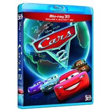 Cars 2 (3D) (Blu-Ray+Blu-Ray 3D)