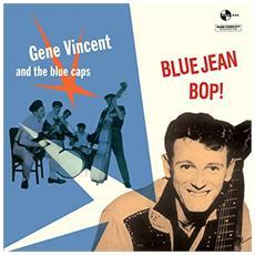 Gene Vincent & The Blue Caps - Blue Jean Bop!