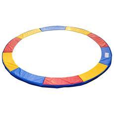 Copertura di protezione per trampolino elastico? diametro 244cm?
