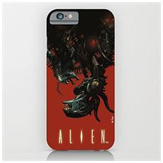 Alien Per Iphone 6 Plus Case Xenomorph Upside Down