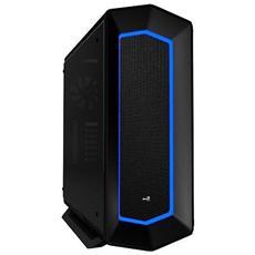 Case per PC P7-C1 Middle Tower ATX / Micro-ATX / Mini-ITX Colore Nero