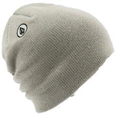 Cappello Beanie Woolcott Unica Grigio