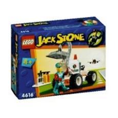 Jack Stone 4616 Rapid Response Tanker Camion Citerne Neuf New Neu