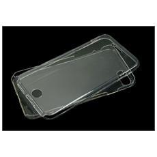 Custodia Iphone 7 Full Body Trasparente In Gomma E