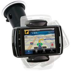 ROK Kit, GPS, Telefono cellulare / smartphone, Lettore MP3, MP4, PDA, Auto, Nero, 4,191 cm, 8,178 cm