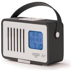 Swing, Portatile, LCD, FM, Blu