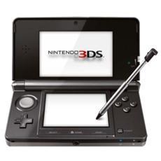 Console Nintendo 3DS Cosmo Black - Colore Nero