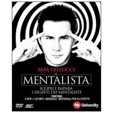 Il mentalista. My Life University. 6 DVD. Con libro