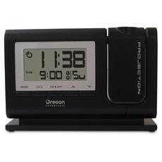 RM308P Orologio Radiocontrollato con Doppio Allarme Sveglia Nero