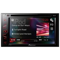 """Sintolettore AVH-190DVD Lettore CD / DVD Display 6,2"""" AUX-In"""