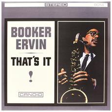 Ervin Booker - Thats Iz