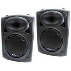 """Coppia Di Altoparlanti 8 """""""" / 20cm 250w Ibiza Sound Slk-8"""