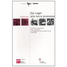 Dai lager alla terra promessa. La difficile reintegrazione nella «nuova Italia» e l'immigrazione verso il Medio Oriente (1945-1948)
