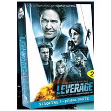 Dvd Leverage - Stagione 01 #01 (2 Dvd)