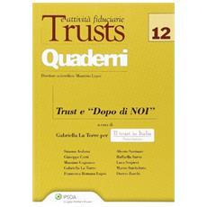 Trust e «Dopo di noi»