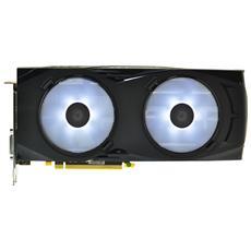Ventola per schede video Radeon RX Led Bianco
