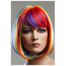 Parrucca Multicolor lc0208