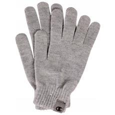 Guanti Invernali Acrylic Glove M Grigio
