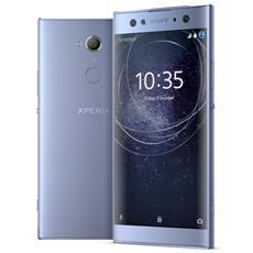"Xperia XA2 Ultra Blu 32 GB 4G / LTE Dual Sim Display 6"" Full HD Slot Micro SD Fotocamera 23 Mpx Android Italia"