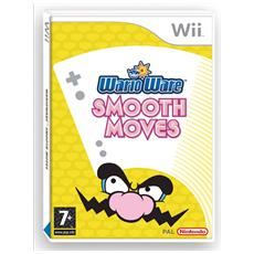 WII - Wario Ware: Smooth Moves