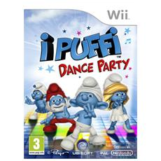 WII - I Puffi Dance Party