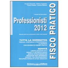 Professionisti 2012