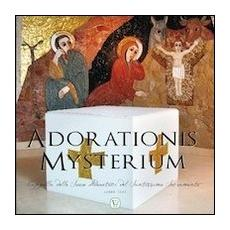 Adorationis mysterium. Cappella delle suore Adoratrici del Santissimo Sacramento