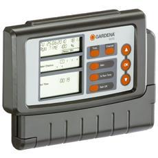 Centralina Elettronica per Irrigazione 6 Zone con Timer Digitale