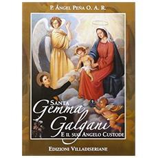 Santa Gemma Galgani e il suo angelo custode