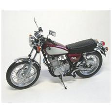122163400 Yamaha Sr 500 1998 Red & White Modellino