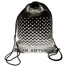 Borsa Forever Fade Drawstring Nba San Antonio Spurs