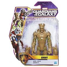 Guardiani Della Galassia 6 Pollici Figura-groot-nuovo