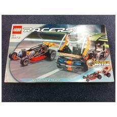 Racers Nitro Race Team 8473