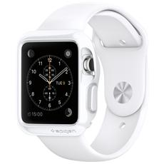 Slim Armor, Case, Bianco, Apple, 38mm Watch, Poliuretano termoplastico (TPU)