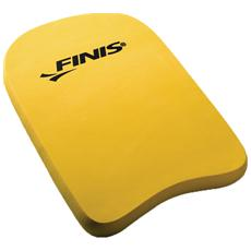 Foam Kickboard, Kickboard, Giallo, EVA (Acetato del vinile dell'etilene), Improve technique, Increase strength, Aquagym training