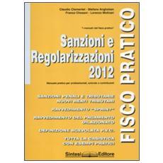 Sanzioni e regolarizzazioni 2012