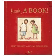 Look, a book