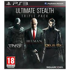 PS3 - Ultimate Stealth Triple Pack