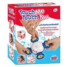 Touch You Touch Me