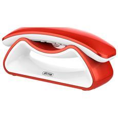 TI769074 Facile Smile Dect Vivavoce - Rosso / Bianco