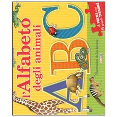 Alfabeto degli animali. Libro puzzle (L')