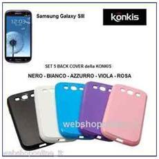 5 Cover In Tpu Per Galaxy S3