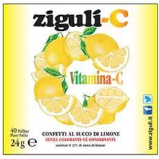 Ziguli' C Vit. c Limone