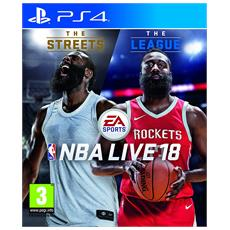 PS4 - NBA Live 18: The One Edition