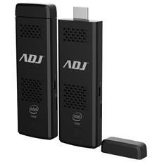 PC ADJ MINI STICK Q. CORE 2G 32EMMC BLUET. / WIFI / USB / M. USB / M. SD SLOT