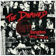 Damned (The) - The Stiff Singles 1976-1977 (5 Lp) - Disponibile dal 30/03/2018