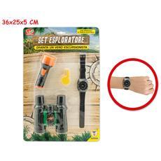 Teo's - Playset Esploratore Con Torcia - Blister Merchandising Ufficiale